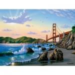 Puzzle  Sunsout-66904 XXL Pieces - Bridge View