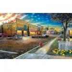 Puzzle  Sunsout-67357 Jim Hansel - Home of the Brave