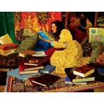 Puzzle  Sunsout-67577 XXL Pieces - James Christensen - A Place of her Own