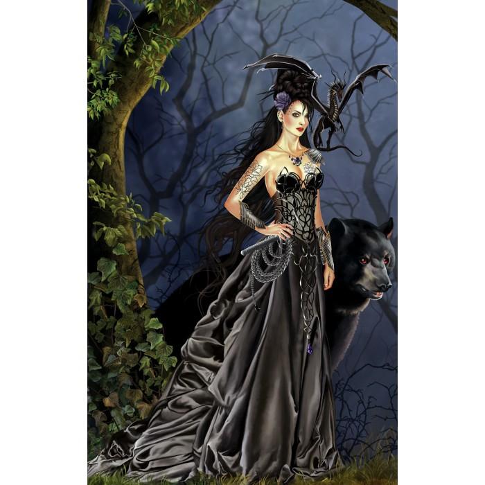 Nene Thomas - Mistress of the Lycani