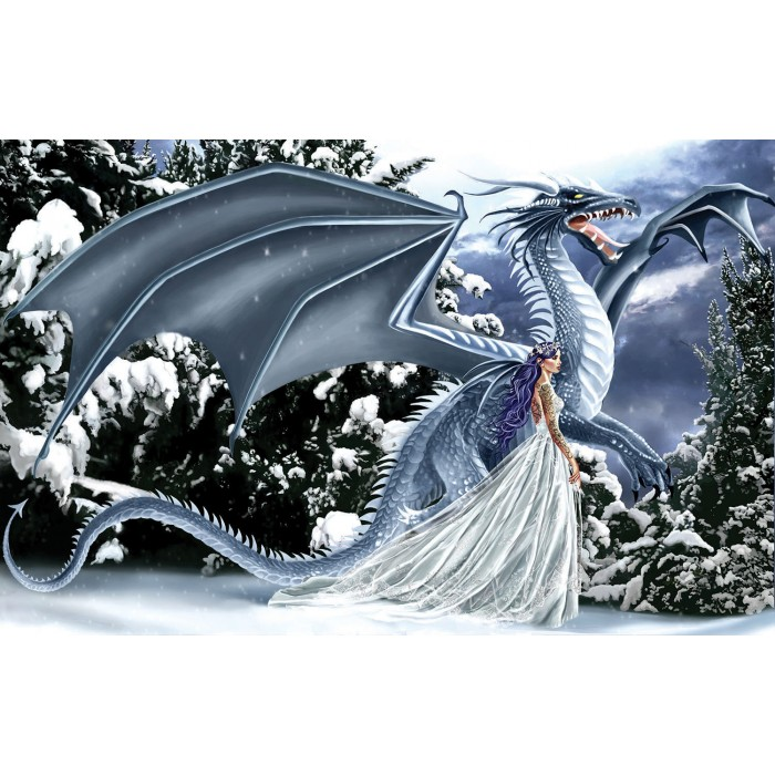 Nene Thomas - Ice Dragon