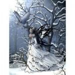 Puzzle  Sunsout-67740 XXL Pieces - Nene Thomas - Queen of Owls