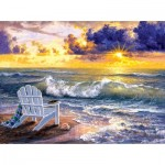 Puzzle  Sunsout-69684 Abraham Hunter - Be Still