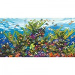 Puzzle  Sunsout-80141 XXL Pieces - Aquarium of the Sea