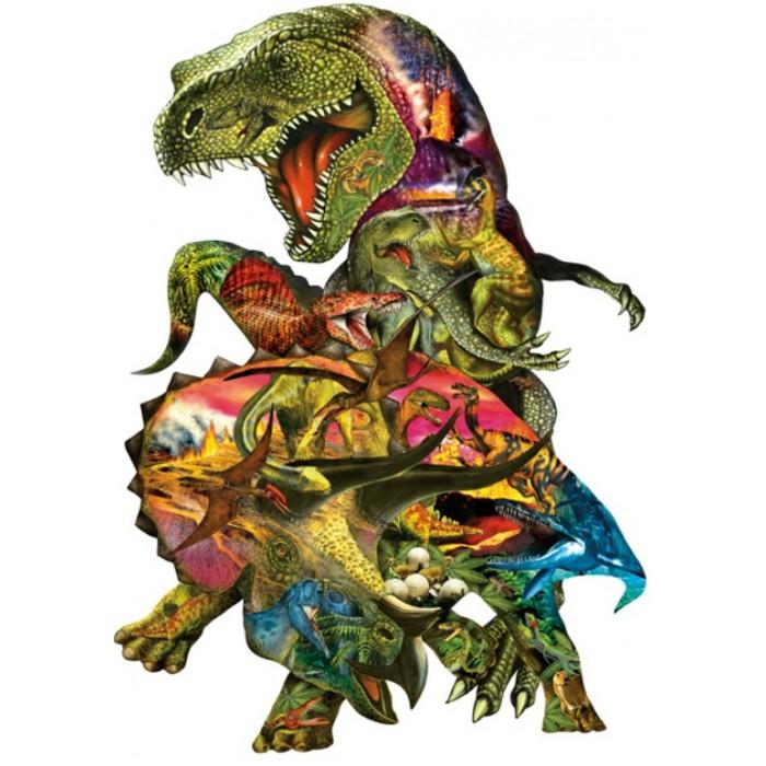 XXL Pieces - Dennis Rogers - T Rex Attack