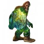 Puzzle  Sunsout-95040 XXL Pieces - Big Foot