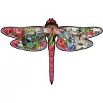 Puzzle  Sunsout-95208 XXL Pieces - David Penfound - Dragon Fly