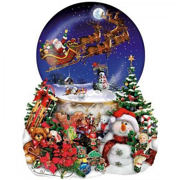 Lori Schory - Santa's Snowy Ride