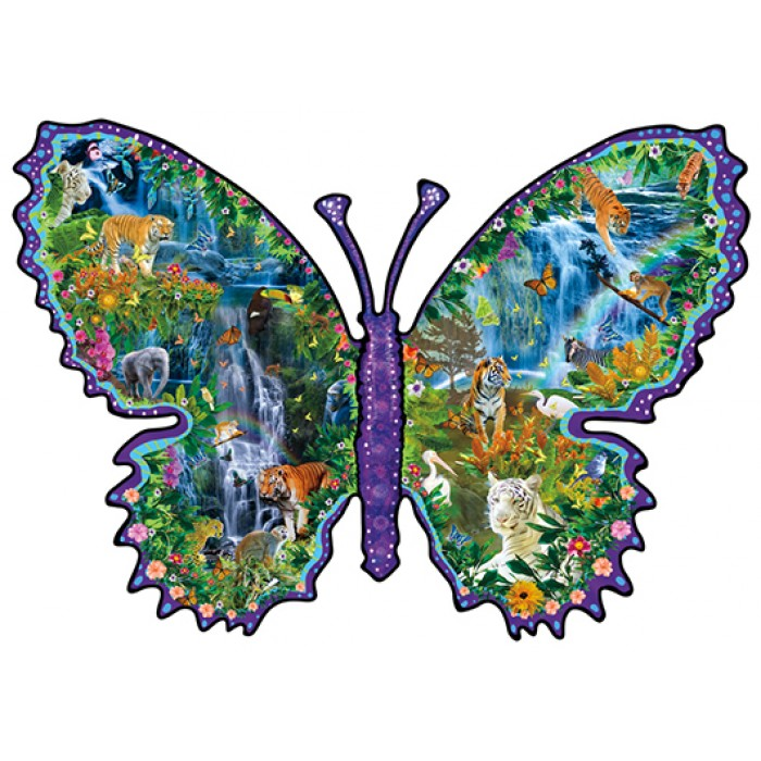 Alixandra Mullins - Rainforest Butterfly