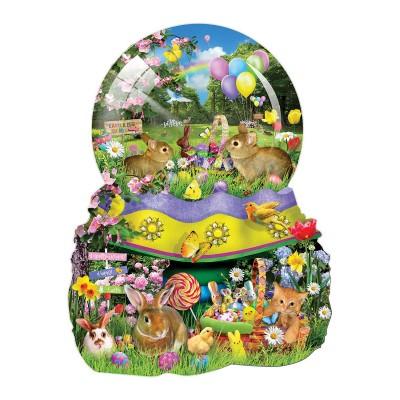 Puzzle Sunsout-95920 XXL Pieces - Lori Schory - Easter Globe