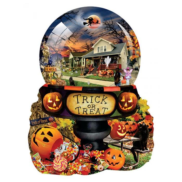 XXL Pieces - Lori Schory - Halloween Globe