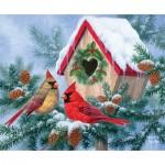 Puzzle   Abraham Hunter - Winter Home