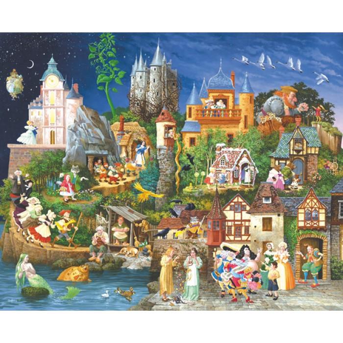 James Christensen - Fairy Tales