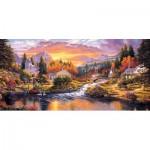 Puzzle   Derk Hansen - Morning Sunlight