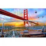 Puzzle   Dominic Davison - Golden Gate Adventure
