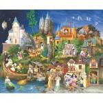 Puzzle   James Christensen - Fairy Tales