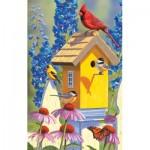 Puzzle   Jeffrey Hoff - The Yellow Birdhouse