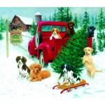 Puzzle   Jim Killen - Christmas Tree Farm