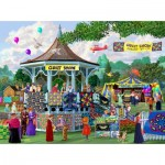 Puzzle   Joseph Burgess -  Summer Quilt Show
