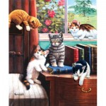 Puzzle   Kevin Walsh - Playtime in the Study
