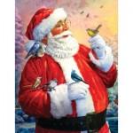 Puzzle   Larry Jones - Morning Meeting with Santa