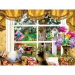 Puzzle   Lori Schory - Through a Window