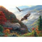 Puzzle   Mark Keathley - Great Smoky Mountain Railroad