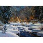 Puzzle   Mark Keathley - Winter Intruders