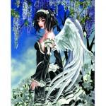 Puzzle   Nene Thomas - Angel and Flowers