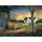 Puzzle   Sam Timm - Pumpkin Harvest
