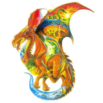 Puzzle Sunsout-SD90165 Bob Eggleton - Dragon Dreams