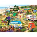 Puzzle   Seaside Campground