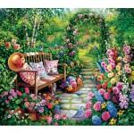 Puzzle   Susan Rios - Kim's Garden