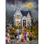 Puzzle   Susan Rios - Scary Night