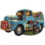 Puzzle   The Blue Truck