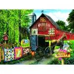 Puzzle   Tom Wood - Amish Quilt Sale