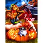 Puzzle   Tom Wood - Happy Halloween