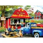Puzzle   Tom Wood - The Ice Cream Barn