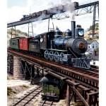 Puzzle   Unicover Corporation - Locomotive GXB 14919