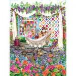 Puzzle   Wendy Edelson - Garden Hammock