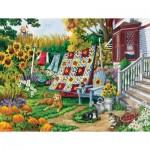 Puzzle   XXL Pieces - Country Autumn