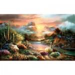Puzzle   XXL Pieces - James Lee - Sunset Splendor