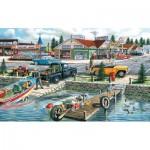 Puzzle   XXL Pieces - Ken Zylla - Pelican Lake