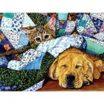Puzzle   XXL Pieces - Quilted Comfort