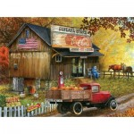 Puzzle   XXL Pieces - Seed and Feed General Store