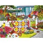 Puzzle   XXL Pieces - Serene Summer