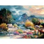 Puzzle   XXL Pieces - Springtime Valley