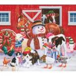 Puzzle   XXL Pieces - William Vanderdasson - Ready for Winter