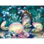Puzzle   Zorina Baldescu - Sleeping Mermaids