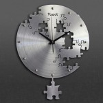 T-Best-01 Wall Clock Puzzle - 16 inch (40 cm)